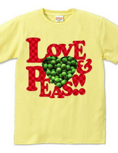 LOVE AND PEAS !!