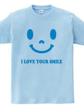 I LOVE YOUR SMILE(B)