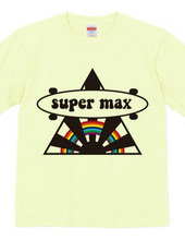 super max 定番T-shirt