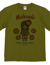 Malasada girl
