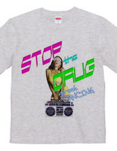STOP THE DRUG street dancing P