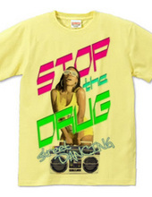 STOP THE DRUG -B girl Ver.-