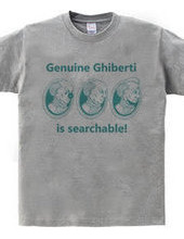 Look for a genuine article(Lorenzo Ghibe