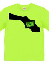 hand - green