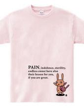 PAIN,…