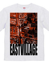 East Village/red