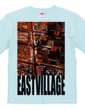East Village/red