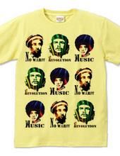 NO WAR REVOLUTION MUSIC!