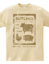 Old butcher