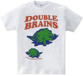 DOUBLE BRAINS 02