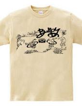 鳥獣B-BOY