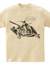 The Tortoise Tank (迷彩)