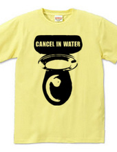CANCEL IN WATER(水に流せ)