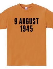 9 AUGUST 1945
