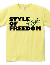 STYLE OF FREEDOM