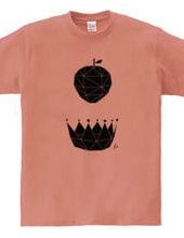 リンゴと王冠