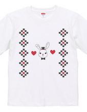 embroidery rabbit