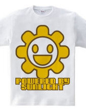 POWERED BY SUNLIGHT