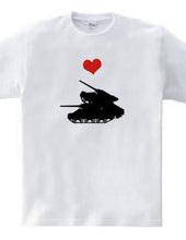 戦争する より愛し合おう