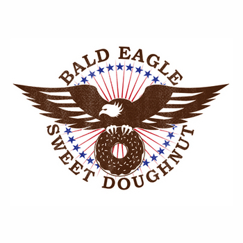 Eagle doughnut