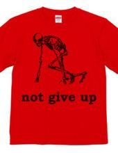 not give up -クラウチングスタート-