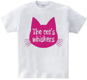 The cat's whiskers(C)