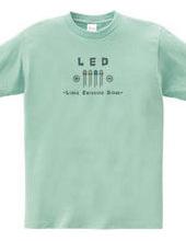 LED-発光ダイオード-・両面