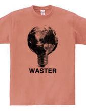 WASTER (monochrome)