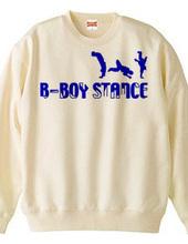 B-BOY STANCE-秋冬Ver.