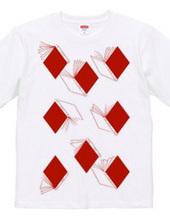 Rhombus#red