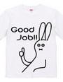 Good Job! -ウサギ-