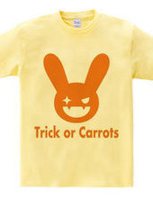 Trick or Carrots