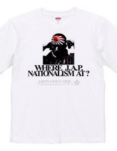 WHERE JAP NATIONALISM AT?