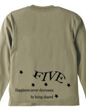 """FIVE""""2"""