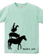 Noah's Ark#pastel