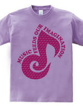 MUSIC FEEDS OUR IMAGINATION(R)-1