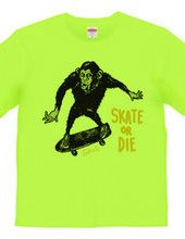 Skate or Die old one