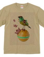 鳥と主人と未来