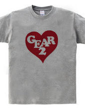 GEAR2 heart logo