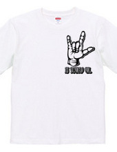 I LUV YOU.-Sign Language