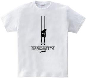 マリオネット-ピタゴラス・黒-