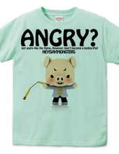 Angry? 怒りのドラゴンピギー part1