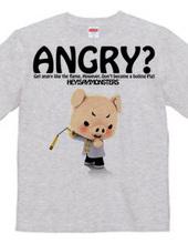 Angry? 怒りのドラゴンピギー part2