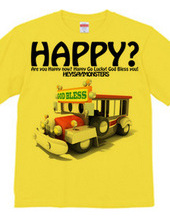HAPPY?