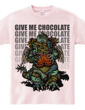 GIVE ME CHOCOLATE