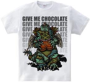 GIVE ME CHOCOLATE