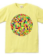 Colorful ball