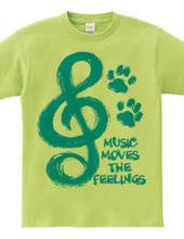 MUSIC MOVES THE FEELINGS(B)
