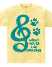 MUSIC MOVES THE FEELINGS(B)