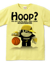 Hoop? バスケ!